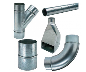 All Types of Ducting